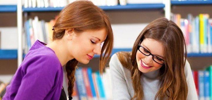 Скидка 50% на 1 месяц изучения английского языка от клуба «Fiesta»