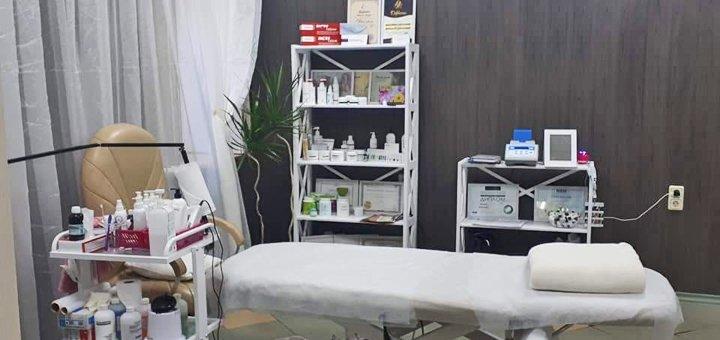 Комплексная программа «Лечебная чистка кожи лица в 12 этапов» в косметологическом кабинете «Красотка»