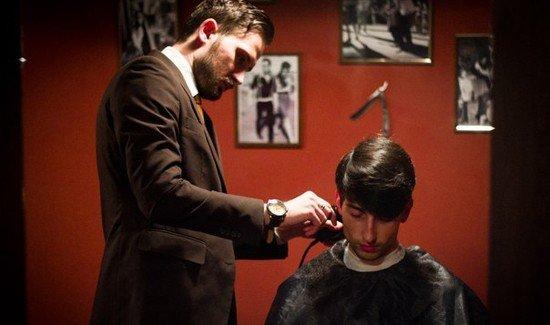 Мужская стрижка и коррекция бороды от Mr. Cash Barbershop