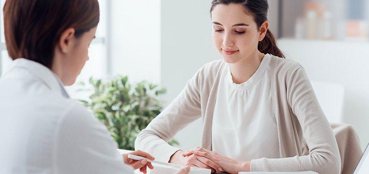 Комплексное обследование у гинеколога с анализамии в медицинском центре «Женский доктор»