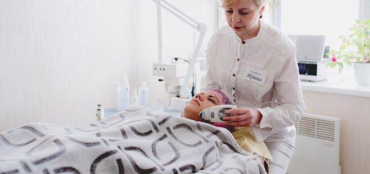До 7 сеансов моделирующего массажа лица с маской в кабинете косметологии Ирины Бабенко
