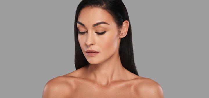 До 7 сеансов мультиполярного RF-лифтинга кожи лица, шеи, декольте в салоне красоты «Sun Shine»