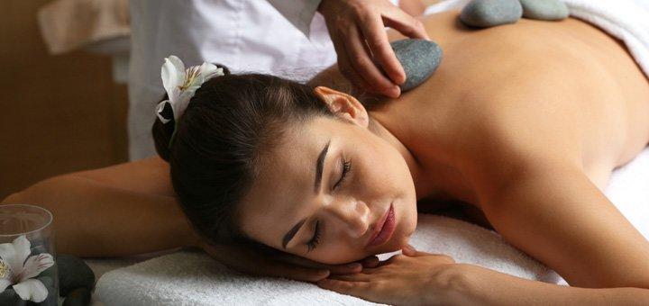 SPA-программа «Stone-терапия» в центре аппаратной косметологии «Beauty Soul Studio»