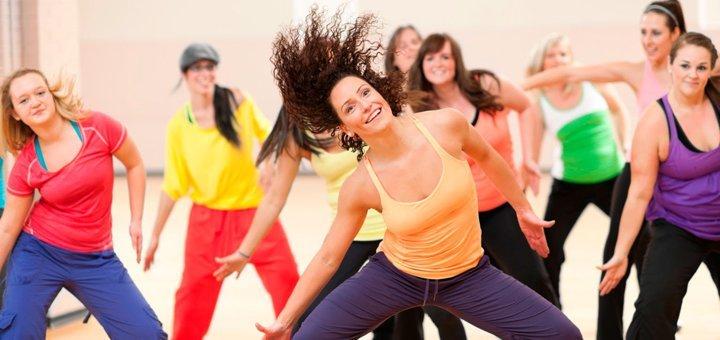 До 2 месяцев занятий Cardio dance latina в танцевальном центре «Luz de Luna» с Илоной Клешниной